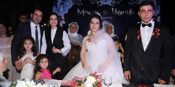Şırnak'ta Bersuva aşiretinin kızına dillere destan düğün