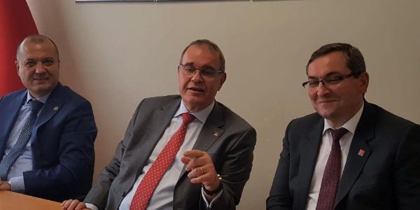 CHP Sözcüsü Faik Öztrak'tan yerel seçimde ittifak iddialarına cevap