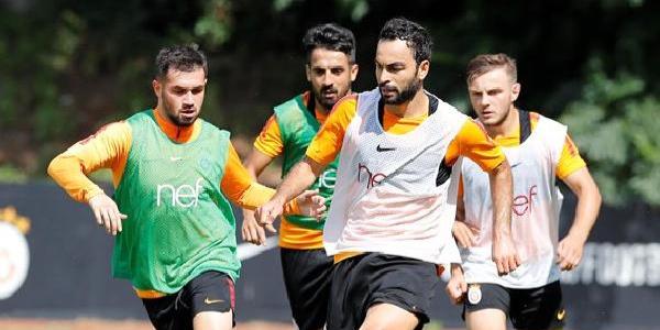 Galatasaray ara vermeden Akhisarspor için mesaiye başladı