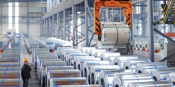 Demir ve çelik ürünleri ithalatına 200 günlük yüzde 25 koruma zammı