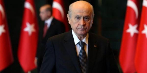 MHP lideri Bahçeli İstanbul'a adaylık için noktayı koydu: Anlamı yok