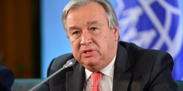 BM Genel Sekreteri Guterres: İdlib Mutabakatı 3 milyon sivilin hayatını kurtarabilir