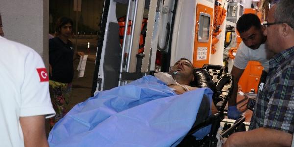 Adana'da 10 yaşındaki çocuk motosiklet sürücüsünü öldürdü
