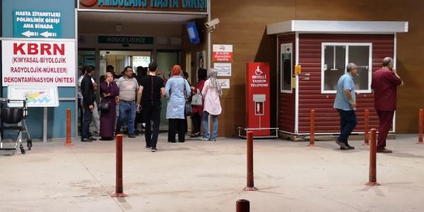 Bursa'da yedikleri yemekten zehirlenen 8 kadın işçi hastanelik oldu