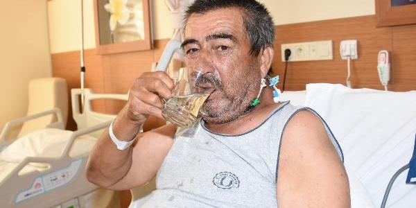 12 yıl sonra bulunan böbrekle diyalizden kurtuldu