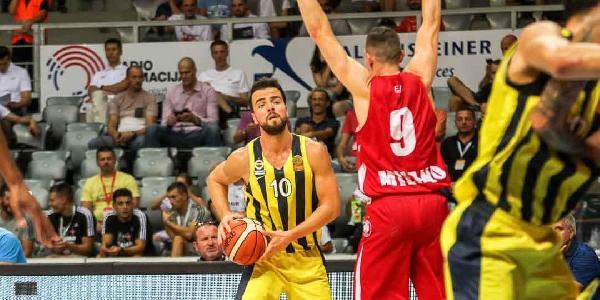 Milan'ı yenen Fenerbahçe Erkek Basketbol Takımı finale yükseldi