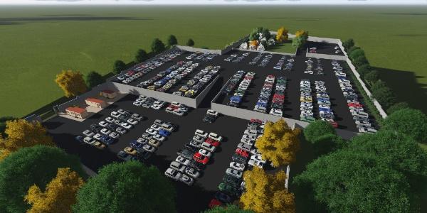 İzmir Büyükşehir'den hurda araçlar için özel otopark