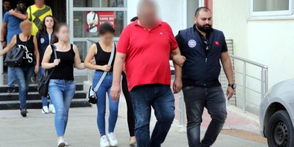 Mersin'de naylon fatura operasyonu: 24 gözaltı