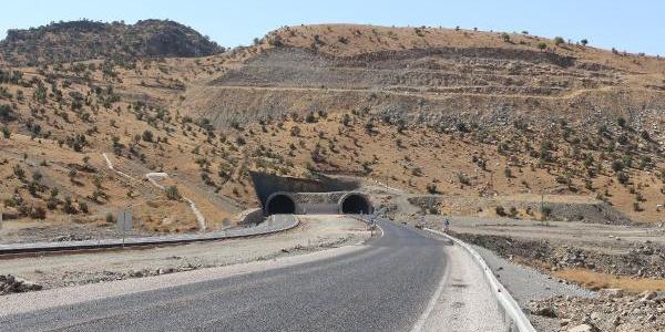 Cudi Dağı'nda, yapımı 21 yıl süren tüneller nihayet açıldı