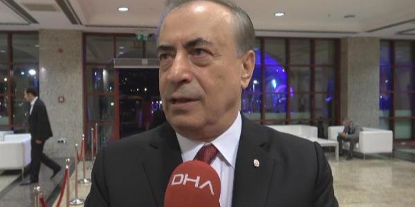 Galatasaray Başkanı Mustafa Cengiz'den UEFA'ya çağrı: 2024 Türkiye'ye verilmeli