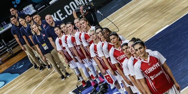 FIBA Kadınlar Dünya Şampiyonası'nda  Türkiye, Nijerya'ya 74-68 yenildi