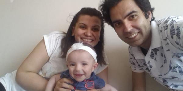 116 gündür komada olan hakim sadece 20 aylık kızının sesine tepki veriyor