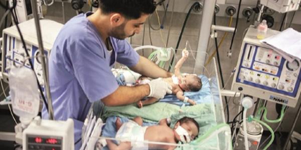 Gazze'de binlerce hasta ilaç yokluğu yüzünden risk altında