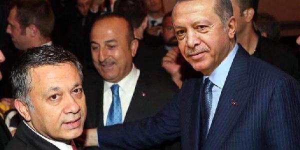 Anadolu medyası ile ilgili rapor Cumhurbaşkanı Erdoğan'a New York'ta  verildi