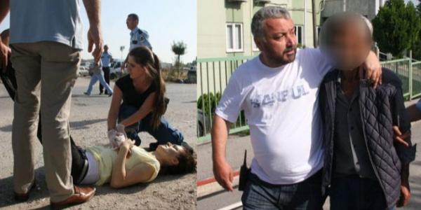 Bursa'da kulaklarını kızına benzettiği kadını vuran şahsa 16 yıl hapis