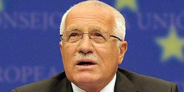 Ünlü ekonomist Vaclov Klaus: Avrupa'nın pempe devrime ihtiyacı var