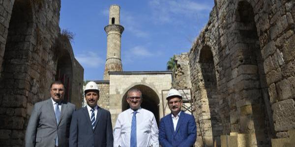 Antalya Kaleiçi'ndeki 'Kesik Minare'de 123 yıl sonra ibadet umudu
