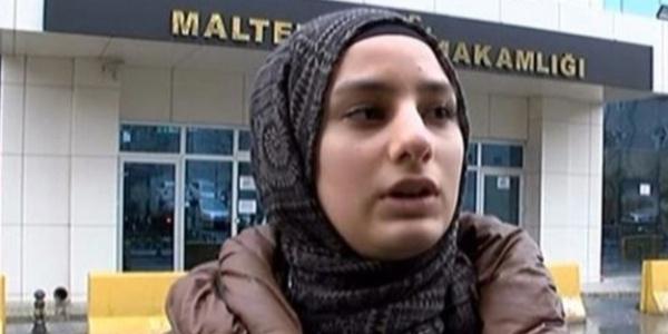 """Maltepe'de başörtülü kıza saldıran zanlı """"akıllı"""" çıktı"""