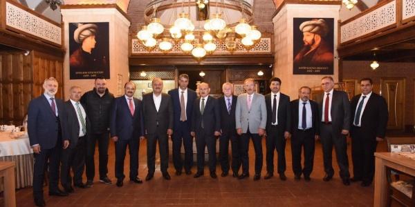 Batı Karadeniz Üniversiteleri 2. toplantısını Kastamonu'da yaptı