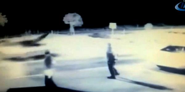 Bartın'da alkollü  kadın sürücü trafik polisine çarptı