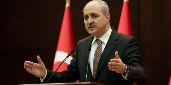 Numan Kurtulmuş: Türkiye'nin yardım ve emir alan ülke olma ihtimali yok