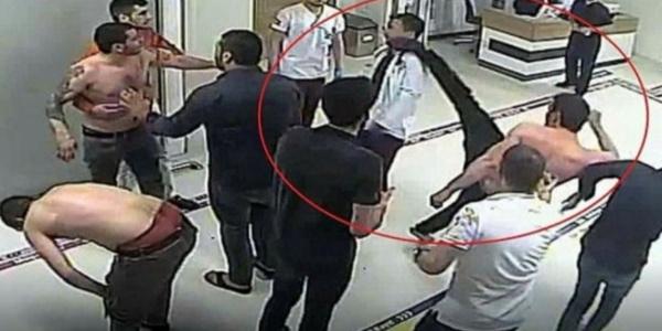 Samsun'da doktora uçan tekme atan şahıs yeniden hapiste
