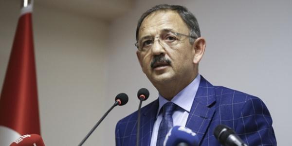 Mehmet Özhaseki'den MHP ile 'İttifak' için flaş açıklama