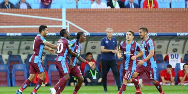 Trabzonspor'dan Süper Lig'in flaş takımı Kasımpaşa'ya farklı tarife: 4-2