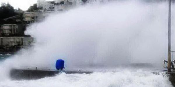 Yunanistan'ın Attika bölgesinde tropik kasırga kabusu sürüyor