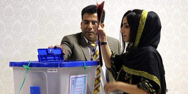 Irak Kürt Bölgesel Yönetimi'nde seçim günü