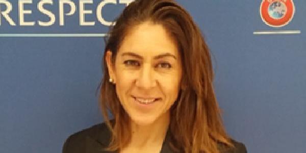 UEFA'dan Türk gözlemciler Sabri Çelik ve Dilan Deniz Gökçek İşcan'a yeni görev