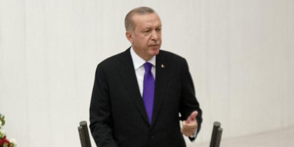 Cumhurbaşkanı Erdoğan'dan TBMM'nde tarihi mesajlar