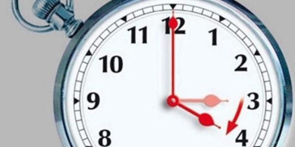 Türkiye ileri saat uygulamasına geri döndü