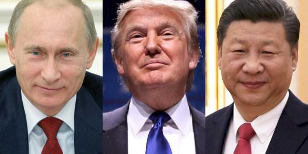 Şok araştırma: İnsanlar Putin'e Trump'dan daha fazla güveniyor