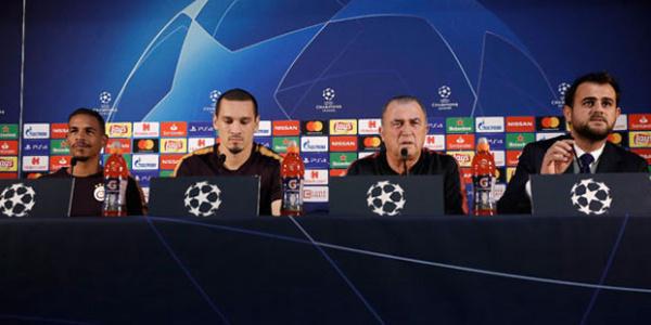 Fatih Terim'den Porto maçı öncesi flaş açıklamalar: Biz izin vermezsek...