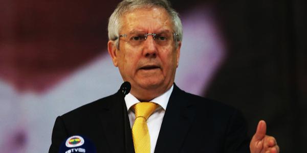 Fenerbahçe eski bakanı Aziz Yıldırım'a 3 milyon 5 bin TL haciz