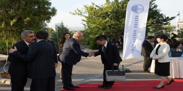 Ankara Sanayi Odası 8. kez iş ve yabancı misyon temsilcilerini buluşturdu