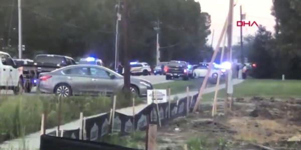 ABD'nin Florence kentinde silahlı saldırı dehşeti: 1 polis öldü, 6 polis yaralandı