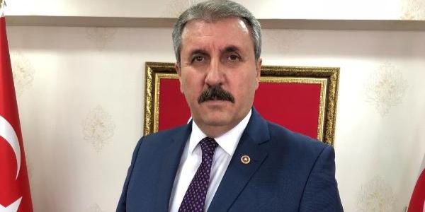 BBP lideri Mustafa Destici güvenlik gücü mensubu katillerine idam istedi