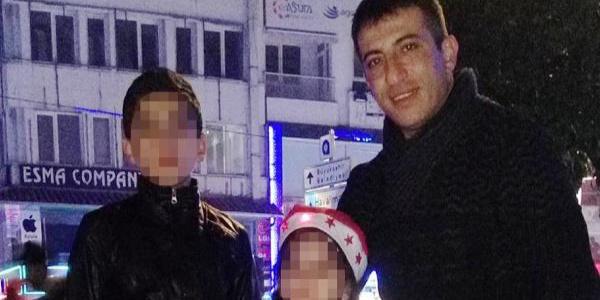 Antalya'da 13 yaşındaki çocuk baba katili oldu