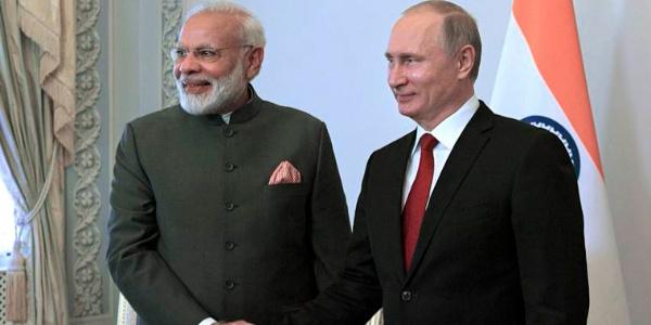 Hindistan ile Rusya arasında 5 milyar dolarlık S-400 anlaşması