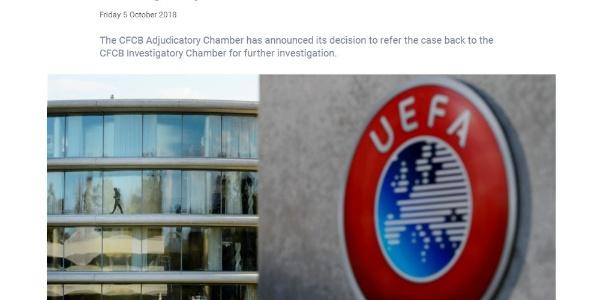 UEFA'dan Galatasaray'la ilgili flaş karar: Yeniden incelenecek
