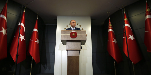 Cumhurbaşkanı Erdoğan'dan McKinsey resti