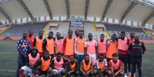 Türkiye'deki Afrikalılar futbol kulübü için harekete geçiyor