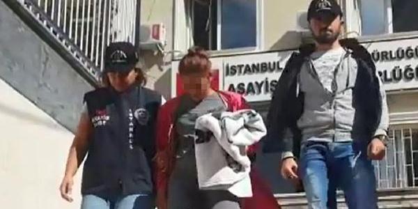 Kredi kartı ile kapıları açan kadınlar ev sahibine yakalandı