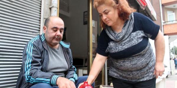 Samsun'da eşi tarafından borç takılan kadın çayocağı işletmecisi oldu