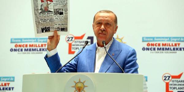 Cumhurbaşkanı Erdoğan IMF iddialarına noktayı koydu: O defter kapandı
