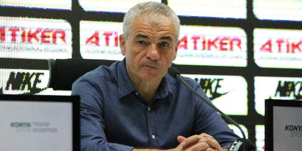 Rıza Çalımbay: Beşiktaş'a karşı çok iyi pozisyonlar yakaladık ama...