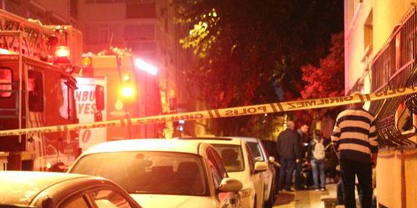 Üsküdar'da bodrum katta çıkan yangında 1 kişi hayatını kaybetti