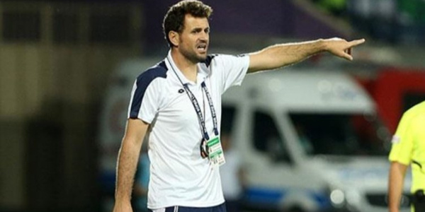 Trabzonspor'da Hüseyin Cimşir, galibiyeti Ünal Karaman'a hediye etti